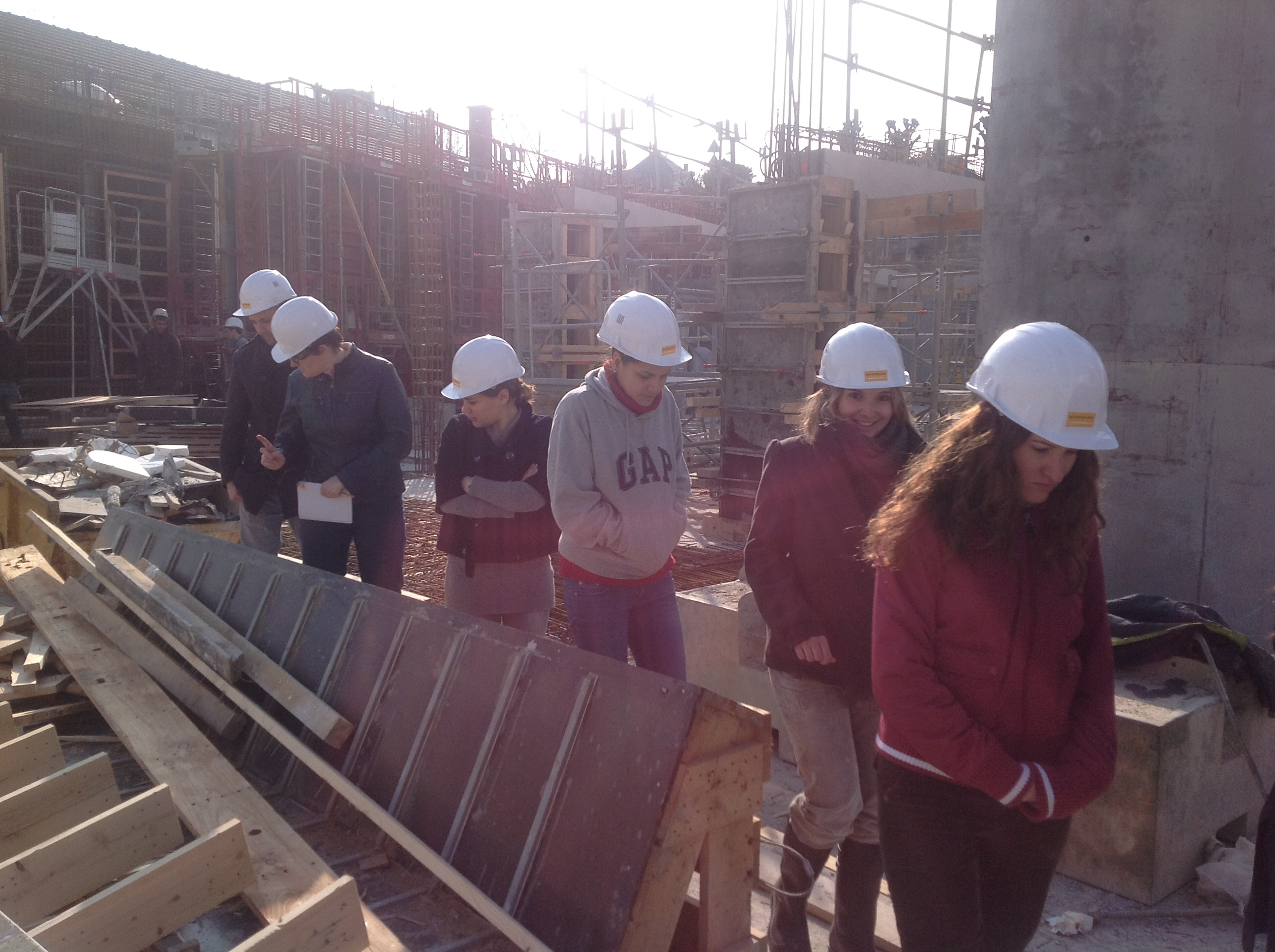 photo-9 chantier spie Elena, Florine, Paulina, Severine...(1)